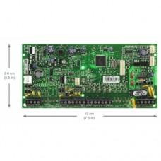 Paradox SP5500 10 Zon Alarm Kontrol Paneli